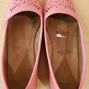 A2 By Aerosoles Shoes - A2 by Aerosoles Trend Right Coral Flats